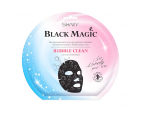 Кислородная маска для лица двойного действия / Bubble Clean, 20 г