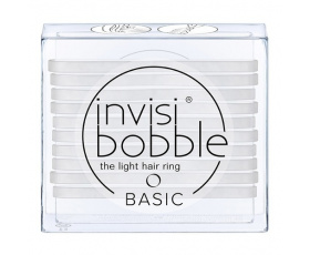 Резинка для волос / INVISIBOBBLE Basic Crystal Clear
